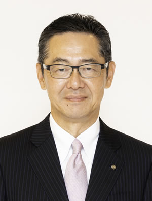 会長 綾田 裕次郎